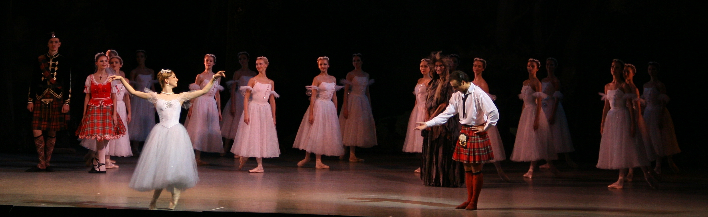 Ballet Théâtre Mariinski Saint Petersbourg