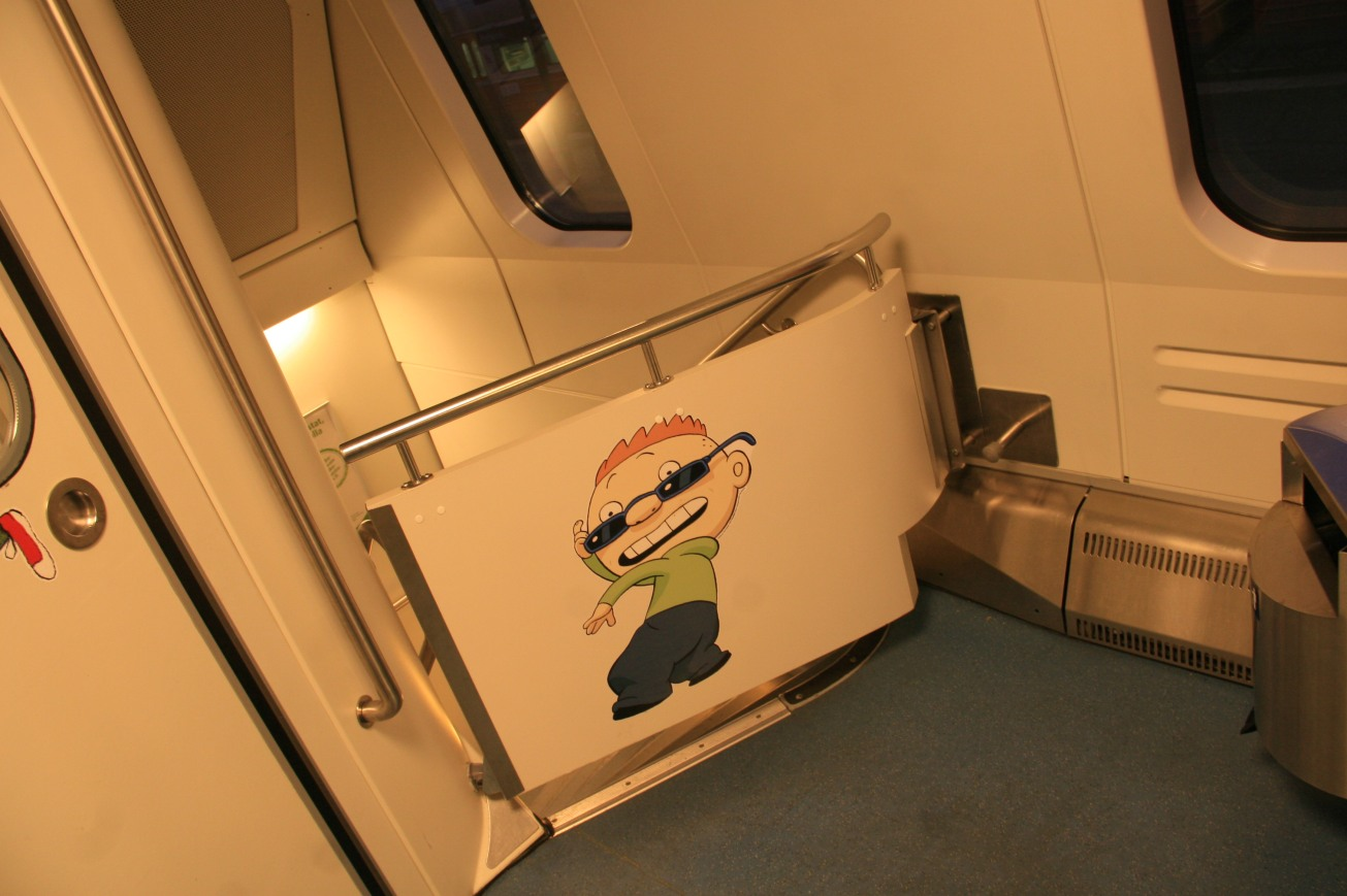 train finlandais