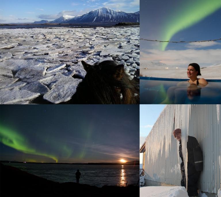 Vivre en hiver en Islande