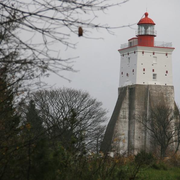 Île de Hiiumaa, Estonie. (novembre 2011)