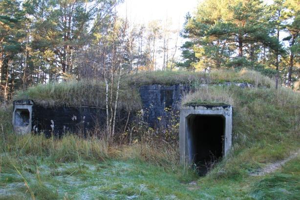 bunkers russes en Estonie