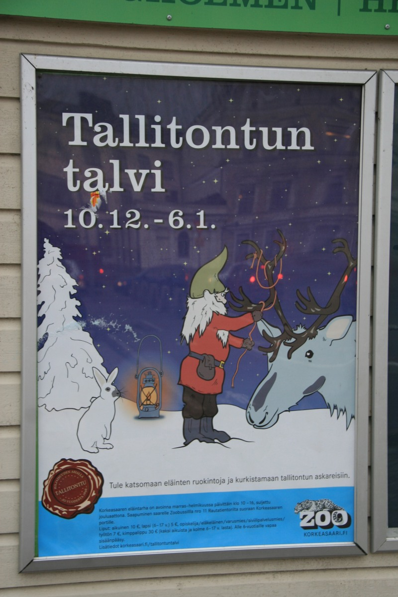 Rudolf le sapin de Noël ?
