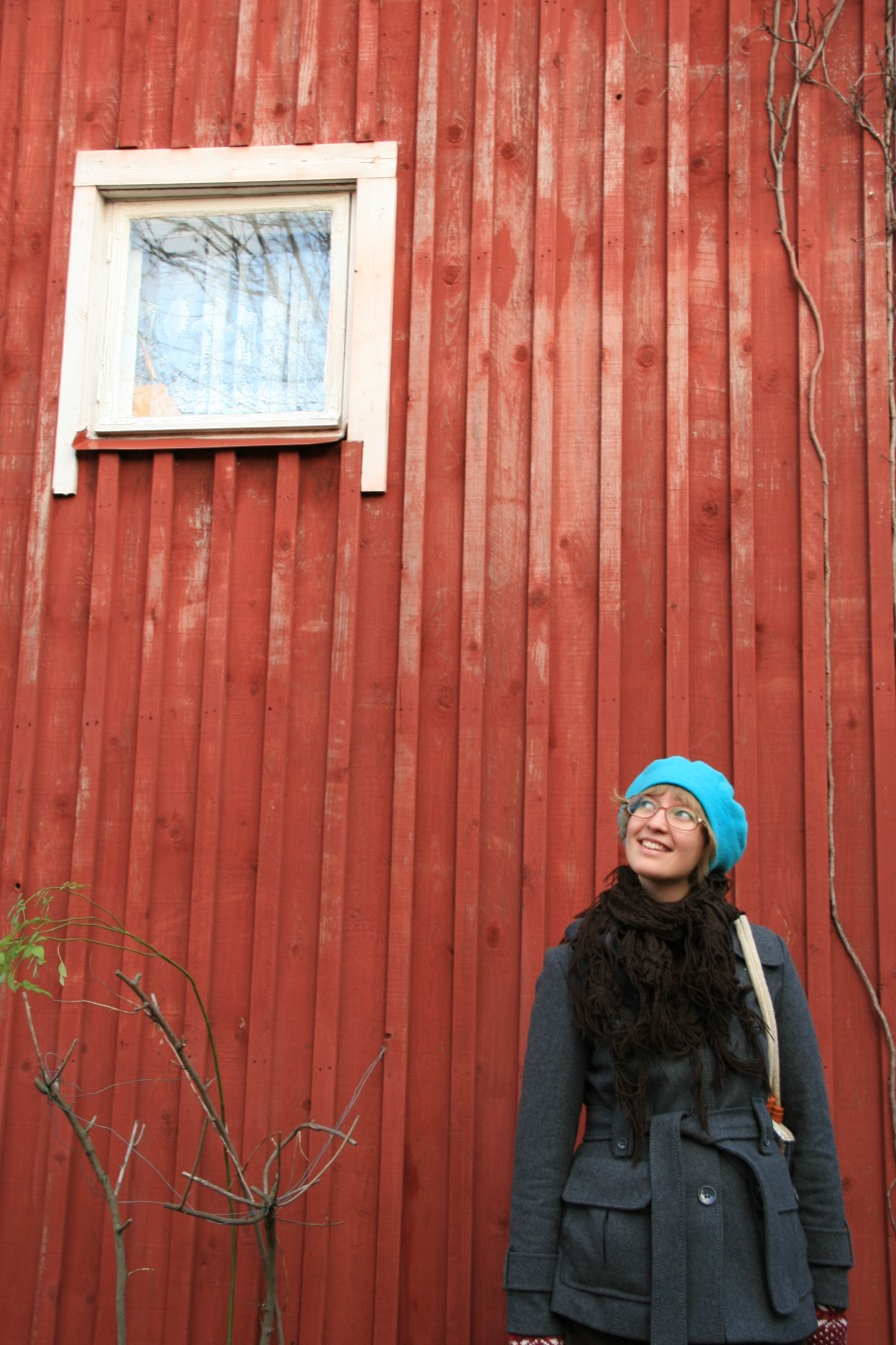 Rencontres sur la route, Turku, Finlande (novembre 2011)