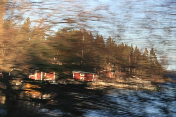 Ålands, Finlande (novembre 2011)