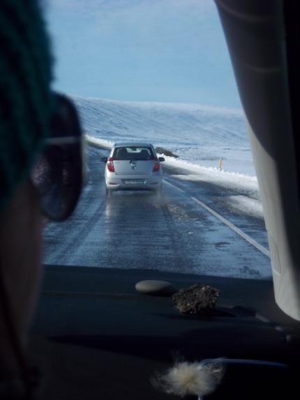 route circulaire numéro 1 en Islande