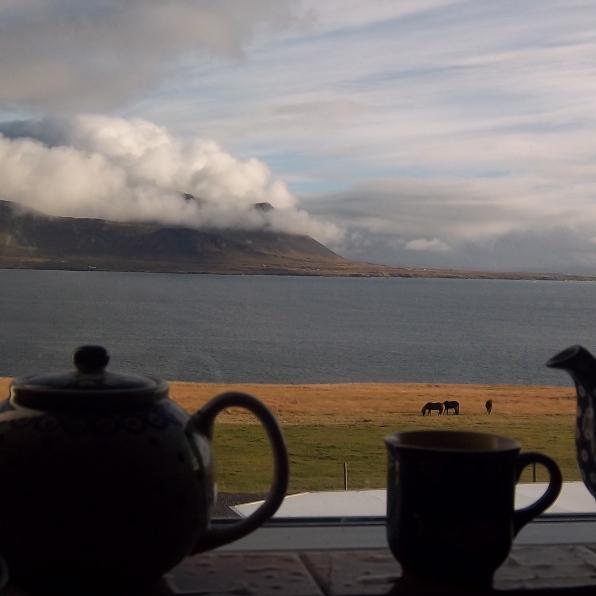 Akranes, Islande, septembre 2012