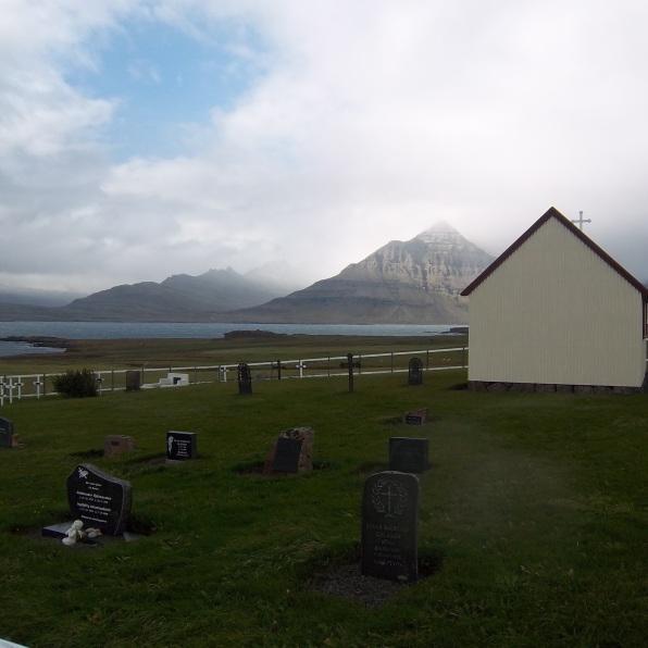 Berunes, Islande, septembre 2012