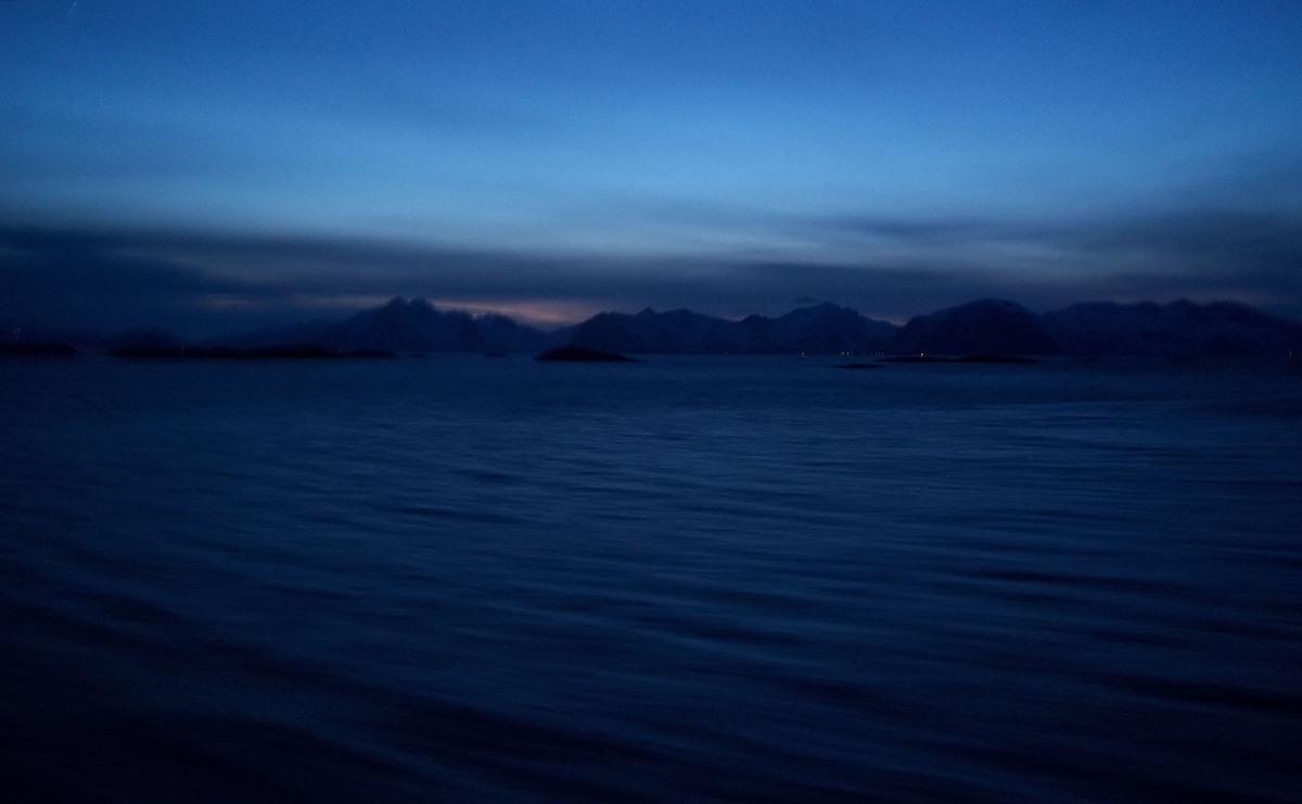 Ce rêve bleu... polaire