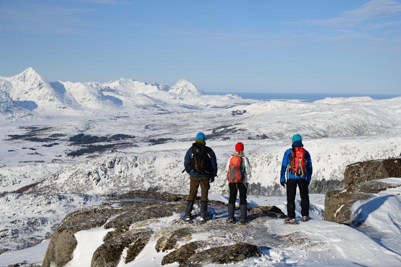 Rando en Norvège / Exploranor