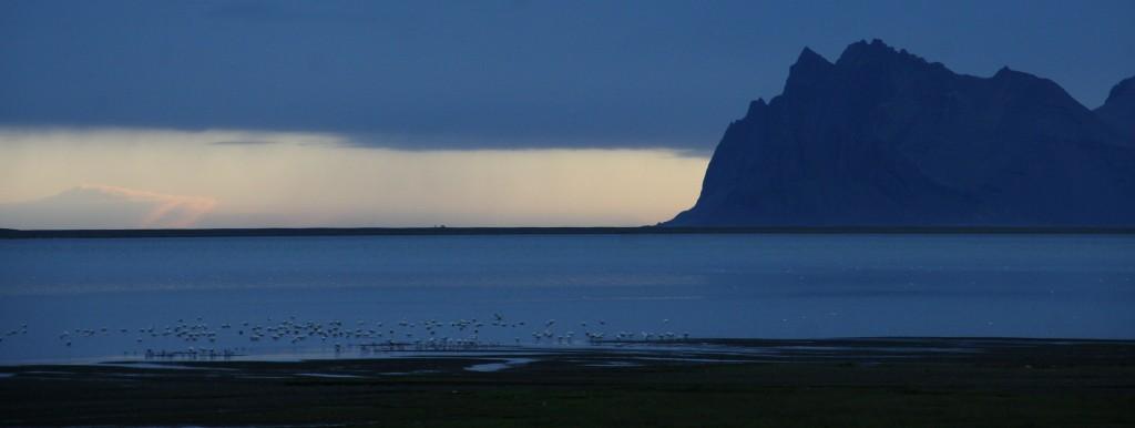 Islande sur la route des fjords de l'Est