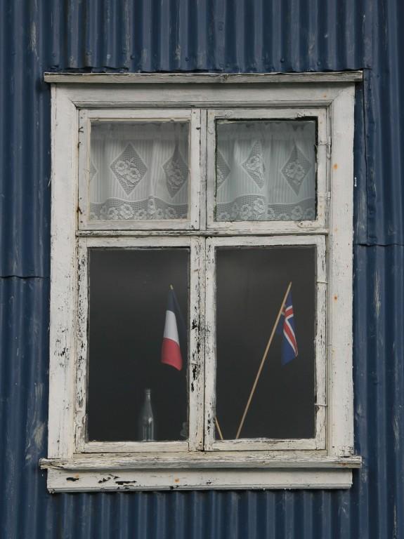 faskrudsfjordur, un village francais en islande