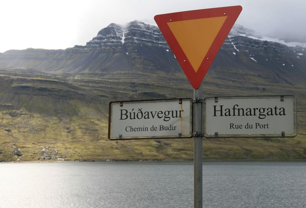 faskrudsfjordur, un-village francais en islande