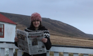 revue de presse à l'islandaise