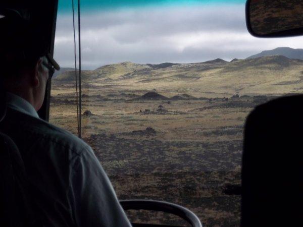 Landmannalaugar bus 11
