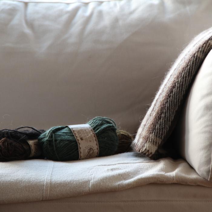 Tricoter en Islande