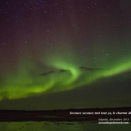 Islande, fjords de l'ouest, 2014