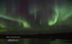 janvier en islande aurore polaire