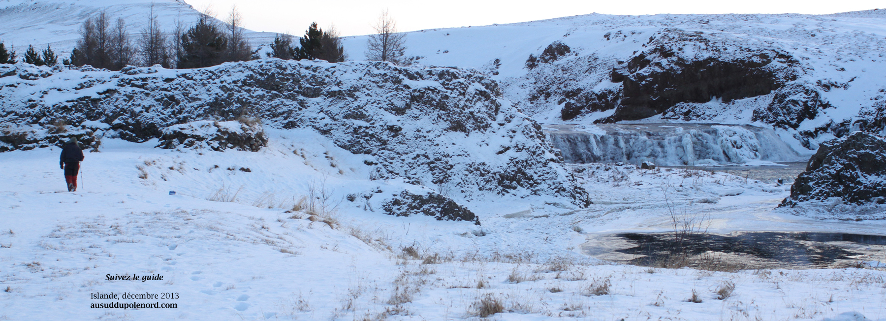 rando islande neige