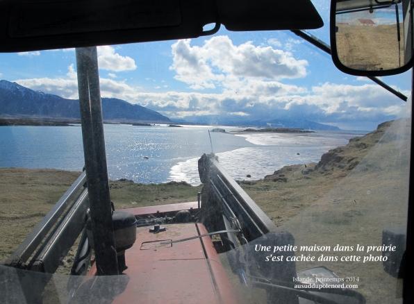 L'Islande vue du tracteur