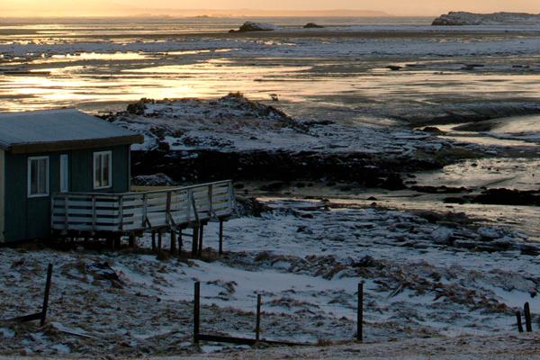 maison islande hors-saison