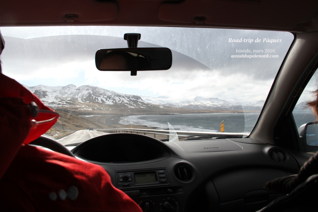 road trip islande printemps voiture