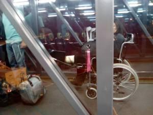 fauteuil roulant prendre avion
